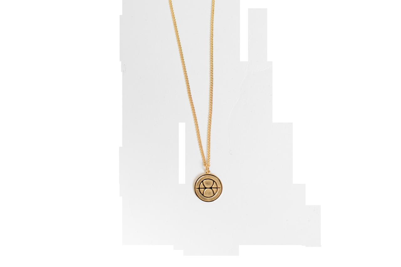 Radikon Necklace in Gold